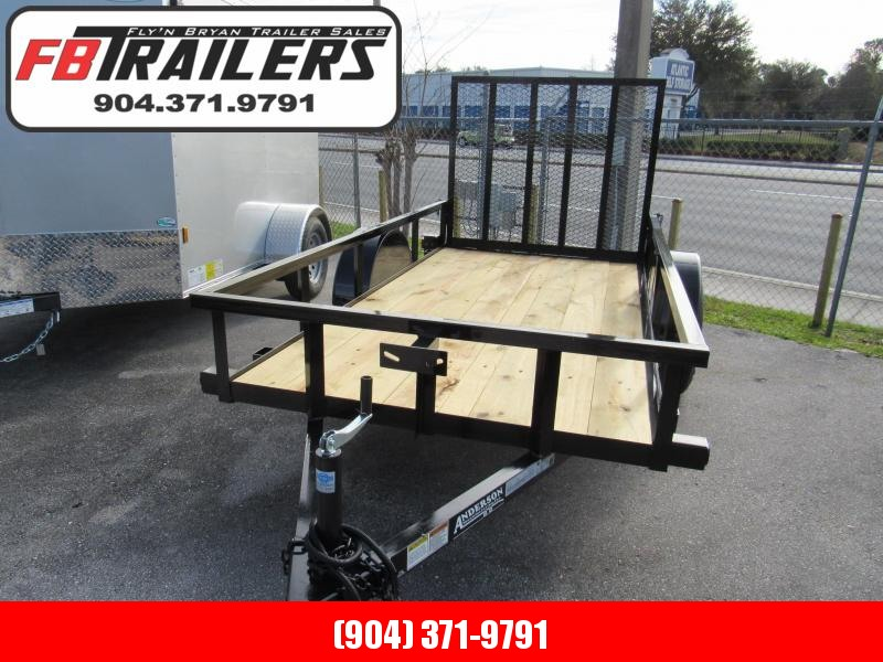 2020 5X10 Utility Trailer by  Anderson Manufacturing