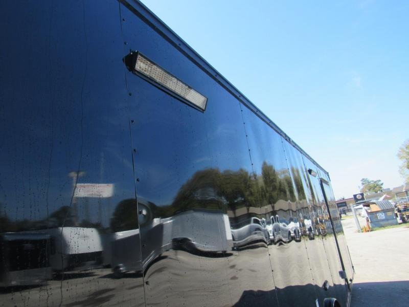 2020 Continental Cargo 28ft Black Out Car / Racing Trailer