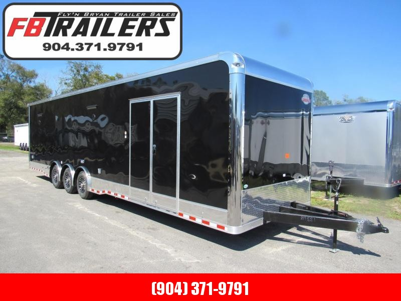 2020 Cargo Mate 34ft Eliminator Series Car / Racing Trailer