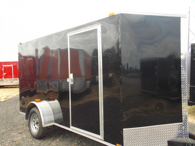 2018  6x12SA Spartan Economy Enclosed Cargo Trailer