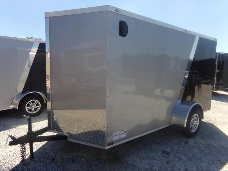 2020 Spartan 2017 6x12SA SPARTAN PREMIUM PKG Enclosed Cargo Trailer