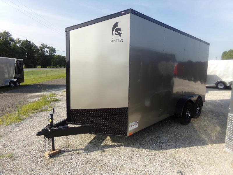 2020 Spartan Spartan Enclosed Cargo Trailer