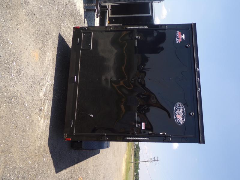 2018 Anvil 7x16 Enclosed Cargo Trailer