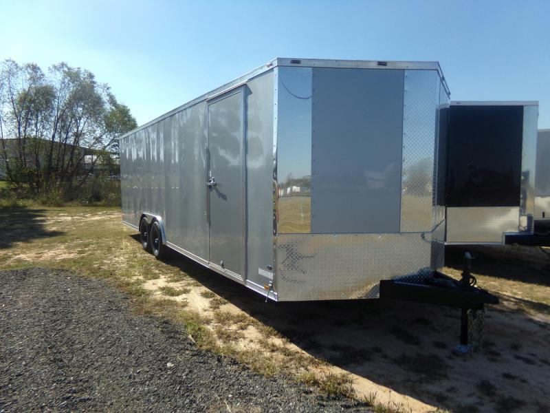 2018 Anvil 8.5X24 ANVIL FREE INSULATION LEDS AND RADIALS Enclosed Cargo Trailer
