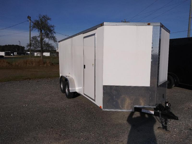 2019 Seed Cargo 7x16TA Enclosed Cargo Trailer