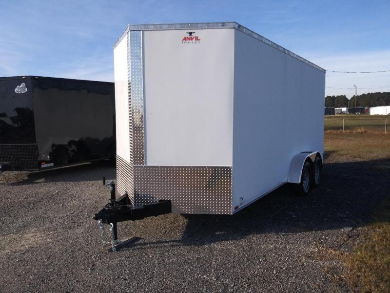 2019 Seed Cargo 7x16TA Enclosed Cargo Trailer