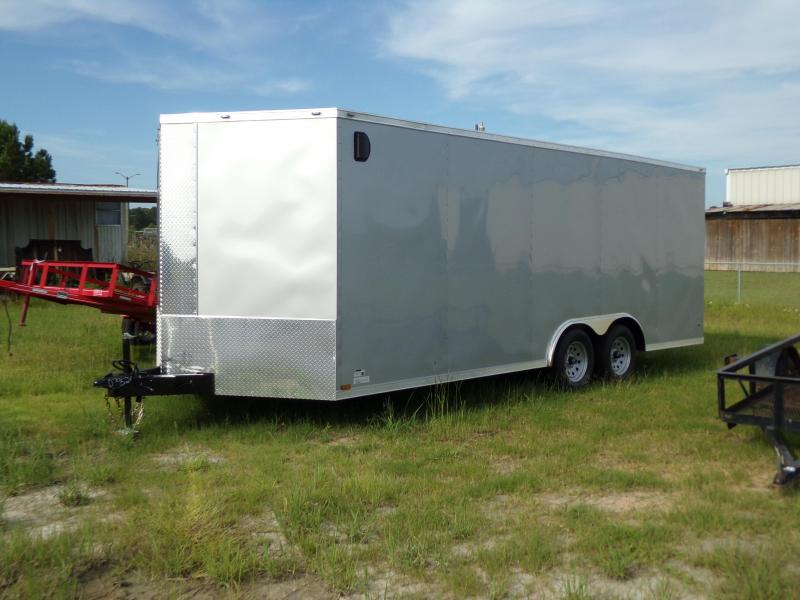 2020 Anvil 8.5 x 20 Enclosed Cargo Trailer