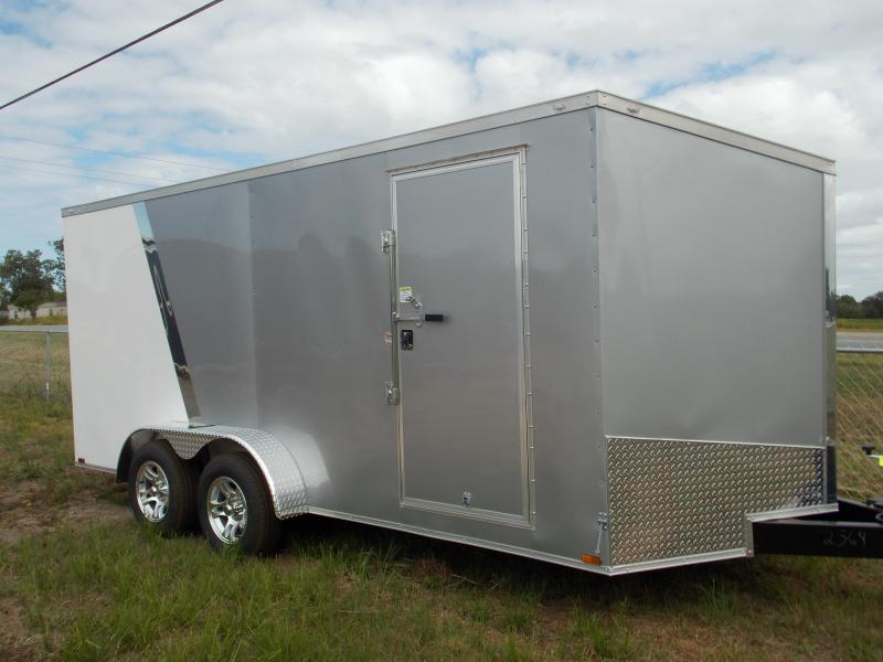 2020  7X16TA Spartan Platinum Enclosed Cargo Trailer