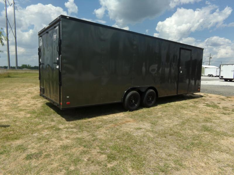 2020 Covered Wagon Trailers 15107 Enclosed Cargo Trailer