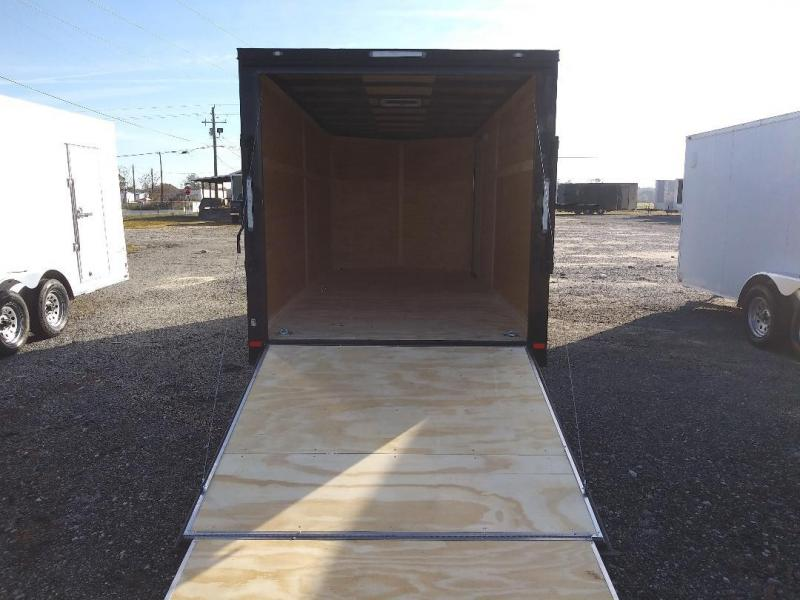 2019 Covered Wagon Trailers 7x16TA Enclosed Cargo Trailer