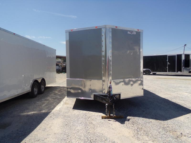 2018 Cynergy Cargo Advance Enclosed Cargo Trailer