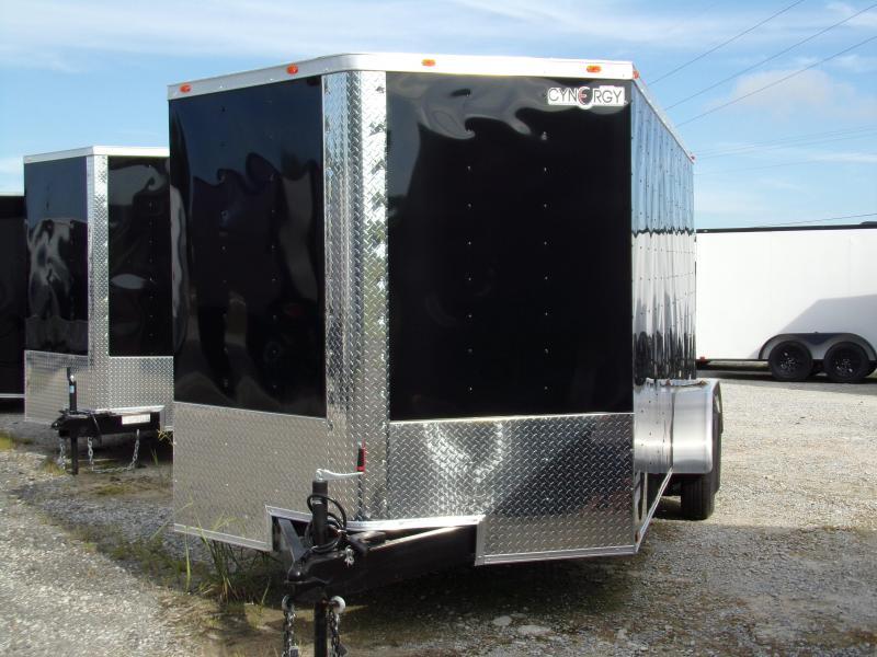 8.5x20TA Cynergy Enclosed Cargo Trailer