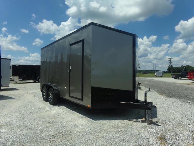 2018 Spartan Enclosed Cargo Trailer
