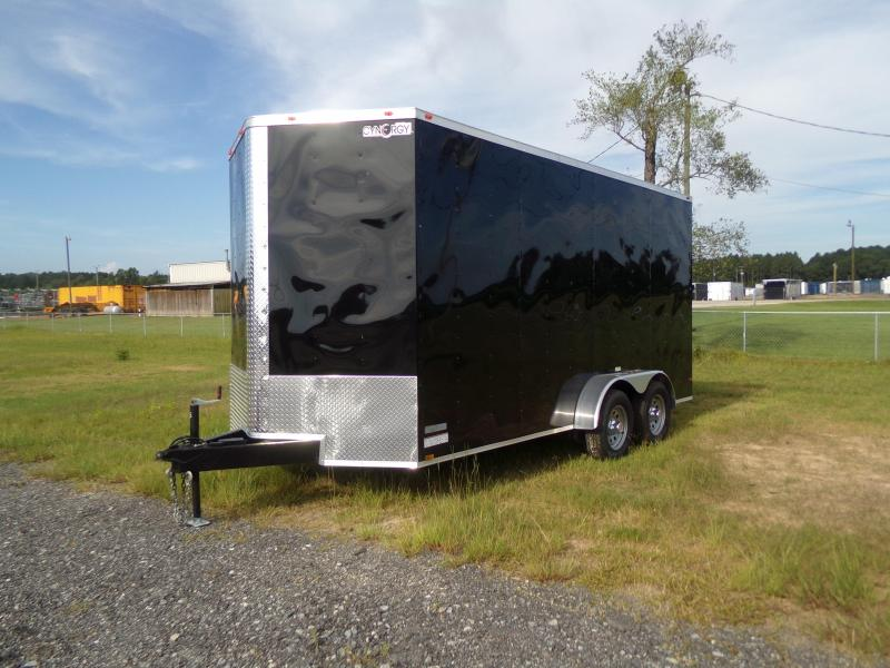 2018 Cynergy Enclosed Cargo Trailer