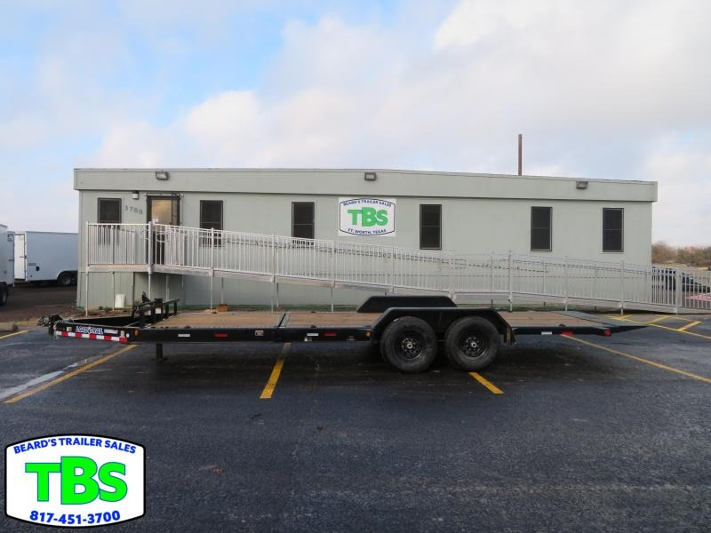 2018 Load Trail Tilt 83x20 Equipment Trailer