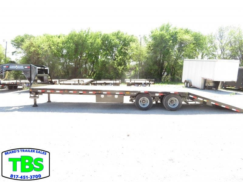 2020 Load Trail 102x32 Gooseneck Equipment Trailer