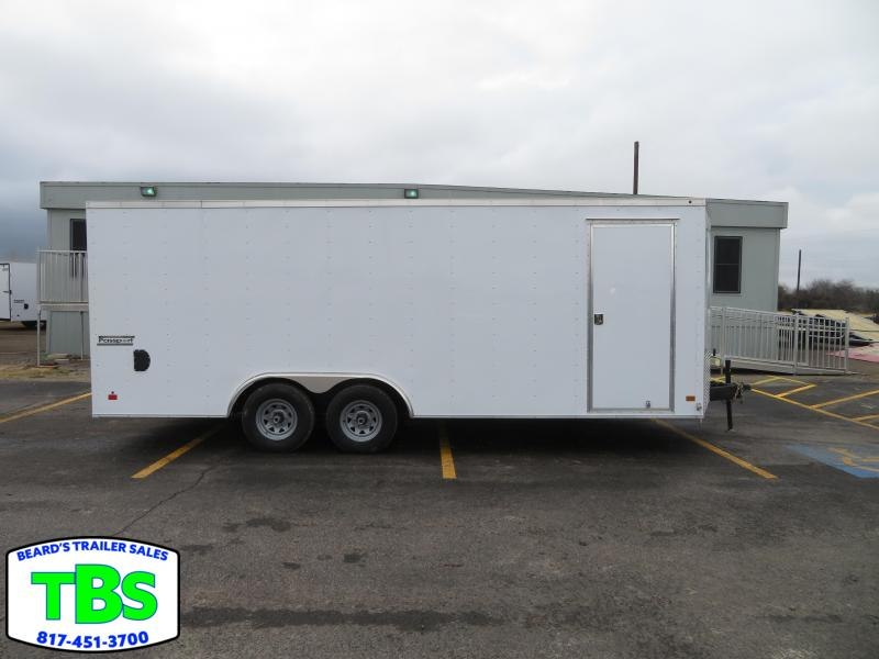 2019 Haulmark Passport 8.5x20 Cargo Trailer