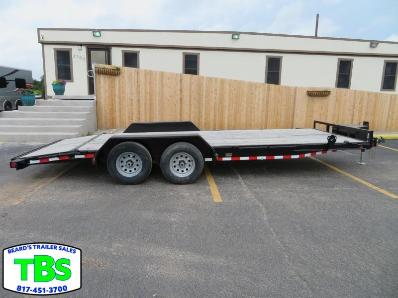 2018 83X20 Car / Racing Trailer