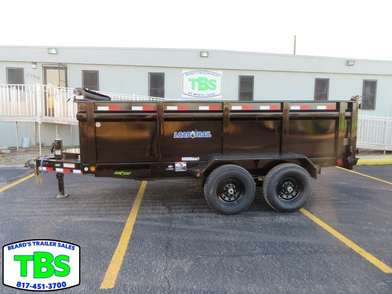 2020 Load Trail 83x14 Dump Trailer