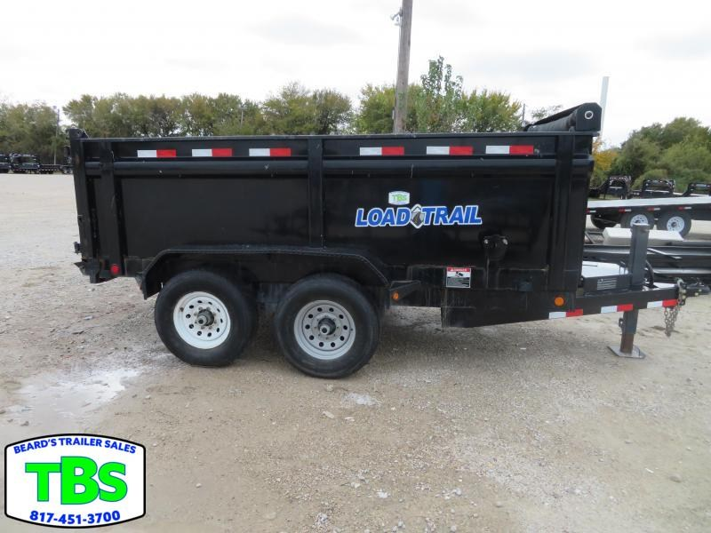 2016 Load Trail 72X12 Dump Trailer