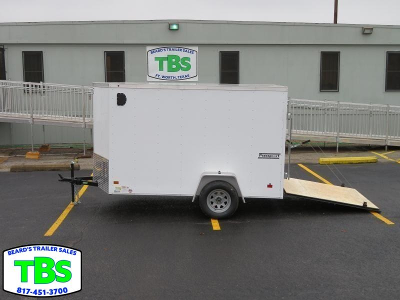 2020 Haulmark Passport 6x12 Cargo Trailer