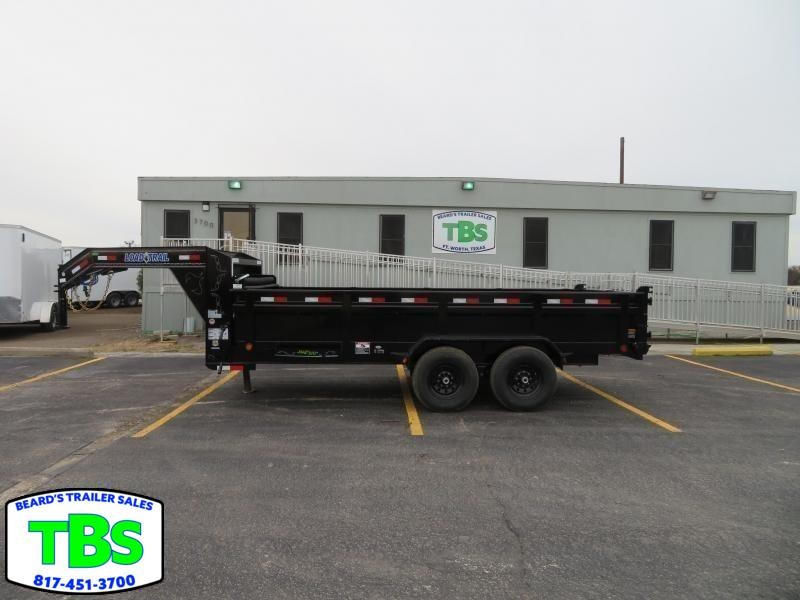 2020 Load Trail 83x12 Gooseneck Dump Trailer