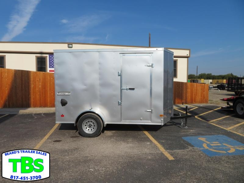 2020 Haulmark 6x10 Enclosed Cargo Trailer