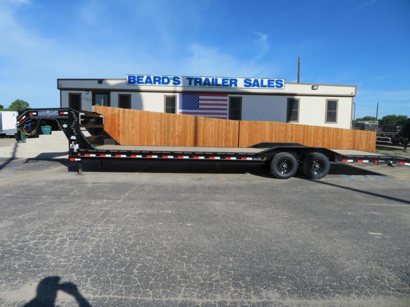 2020 Load Trail 102X28 Flatbed Trailer