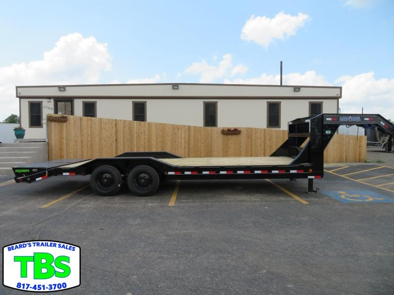 2019 Load Trail 102X24 Gooseneck Equipment Trailer