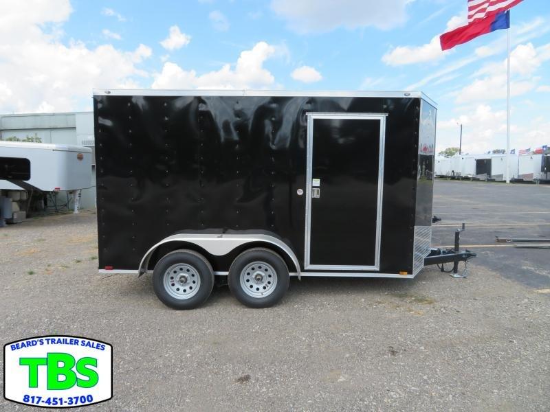 2020 Spartan 6x12 Enclosed Cargo Trailer