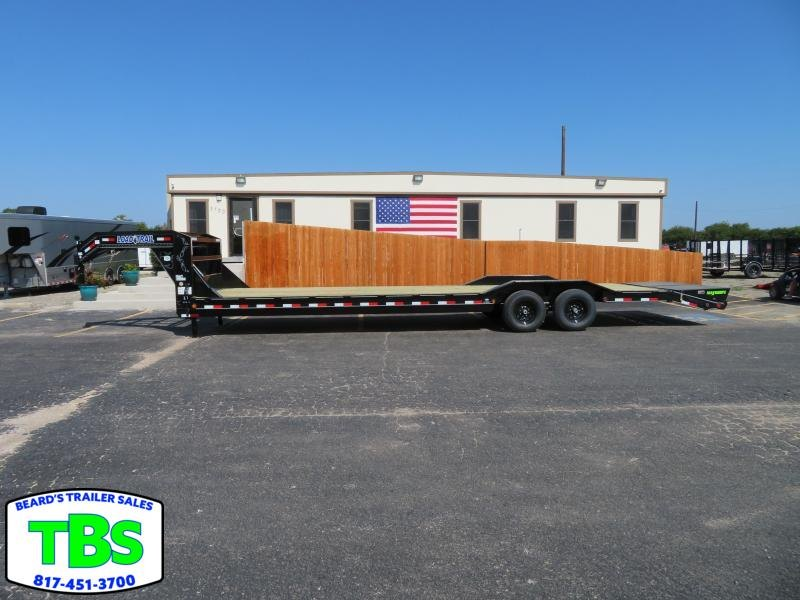 2019 Load Trail 102x32 Equipment Trailer