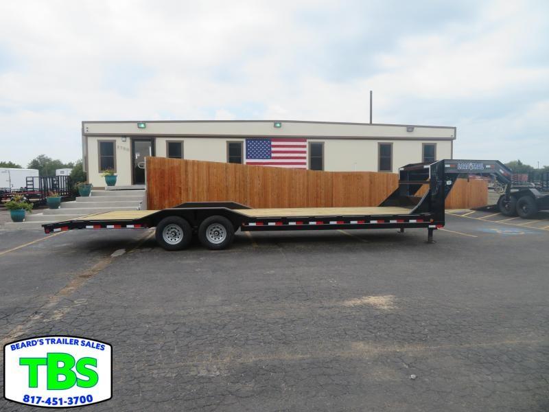 2020 Load Trail 102x28 Equipment Trailer