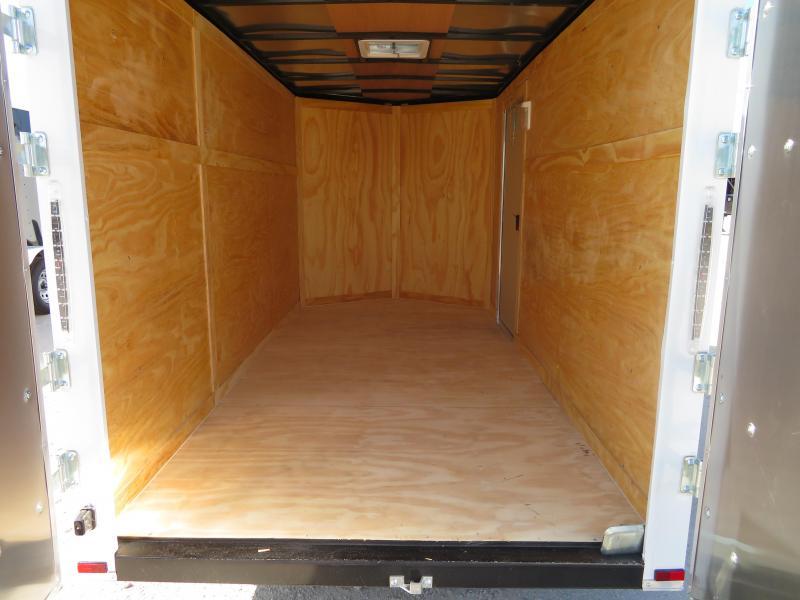 2020 Spartan 6x10 Enclosed Cargo Trailer