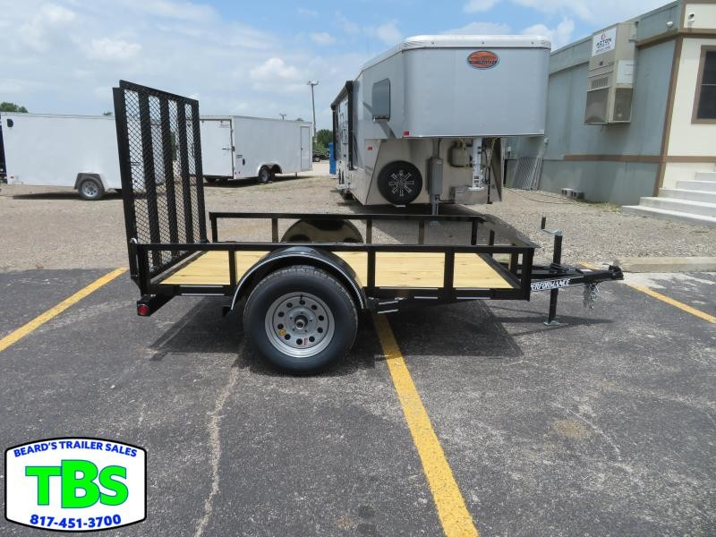 2019 Parker Trailers 5x8 Utility Trailer