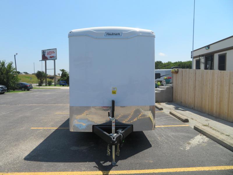 2019 Haulmark 7X16 Enclosed Cargo Trailer