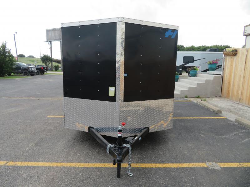 2017 7X14 Enclosed Cargo Trailer