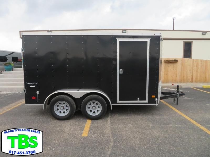 2017 7X14 Enclosed Cargo Trailer