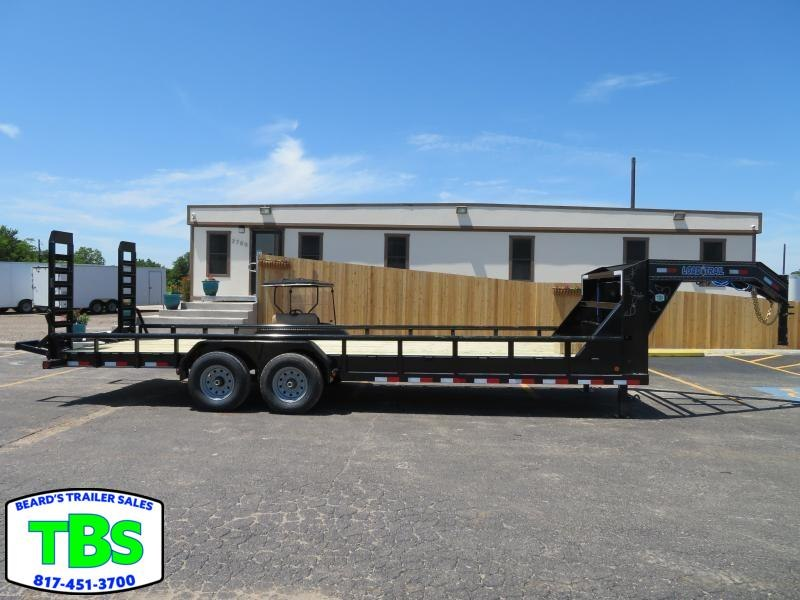 2019 Load Trail 83x24 Gooseneck Equipment Trailer