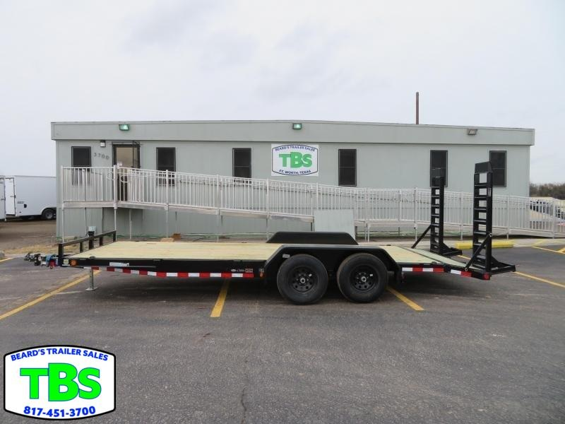 2019 Load Trail 83x16 Equipment Trailer