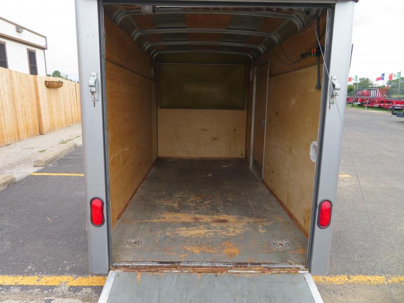 1998 5X10 Enclosed Cargo Trailer