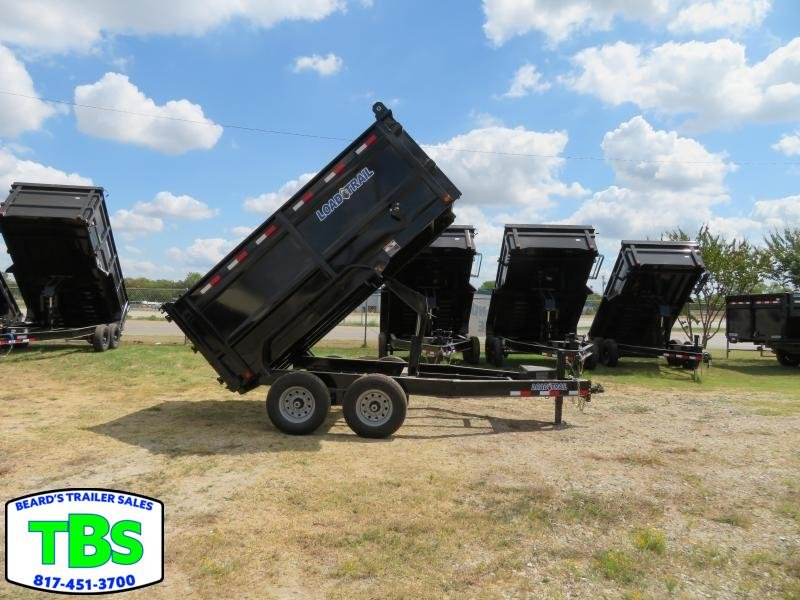 2020 Load Trail 83x12 Dump Trailer