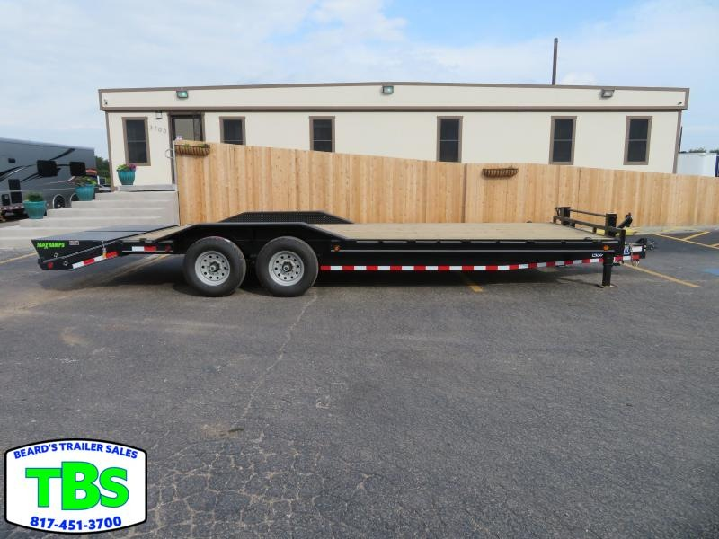 2019 Load Trail 102X24 Equipment Trailer