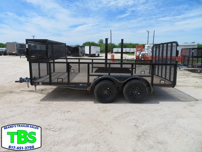 2020 Load Trail 83x16 Landscape Utility Trailer