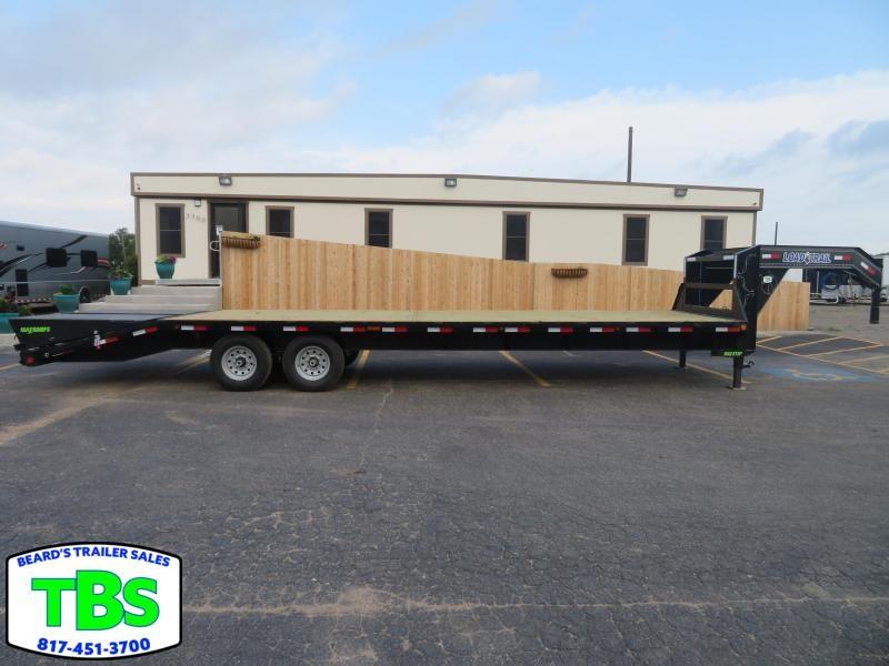 2020 Load Trail 102x28 Flatbed Trailer