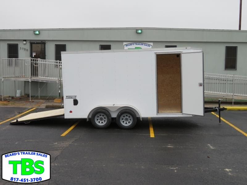 2020 Haulmark Passport 7x14 Cargo Trailer