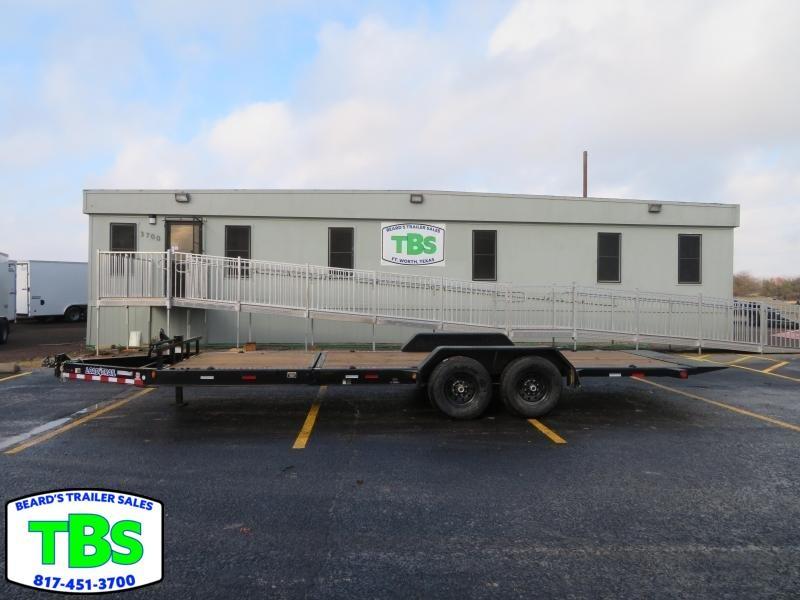 2019 Load Trail Tilt 83x20 Equipment Trailer