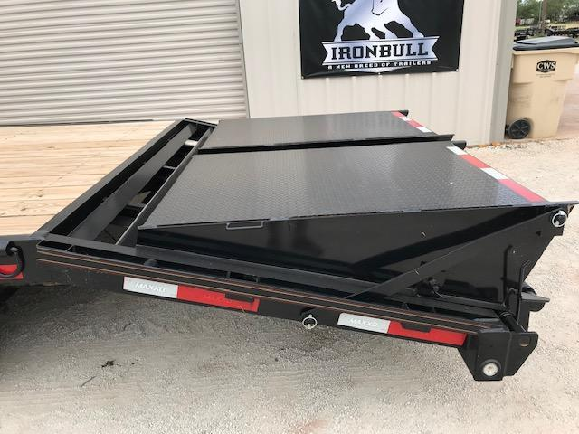 2019 MAXXD 20+5 Deck over Flatbed Trailer