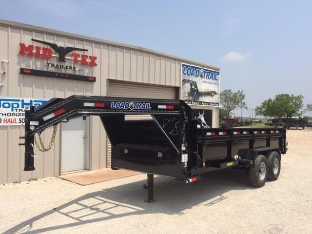 2020 Load Trail GD83X16 Dump Trailer