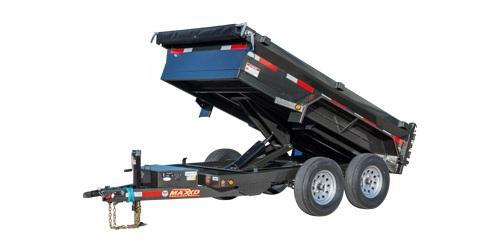 """2019 MAXXD D6X - 60"""" Scissor Lift Dump"""