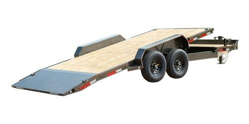 "2019 MAXXD G8X - 8"" Gravity Equipment Tilt Trailer"